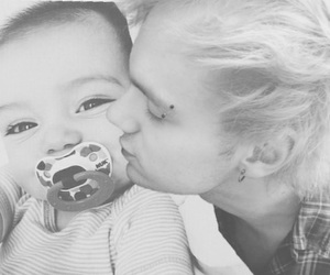 babies, daddy, and manip image