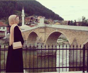 Bosnia, hijab fashion, and konjic image