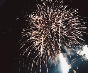 beautiful, fireworks, and fun image