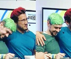 markiplier, jacksepticeye, and septiplier image