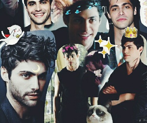 Collage, tumblr, and alec lightwood image