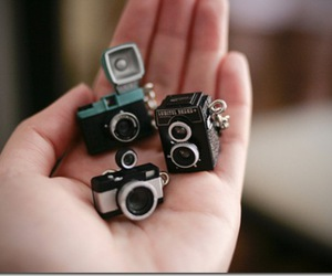 camera, cute, and holga image