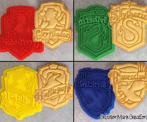 cookie cutters and harry potter image