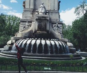 alternative, indie, and plaza de españa image