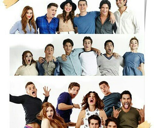 scott and teen wolf image