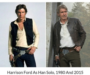 ford, solo, and hans image