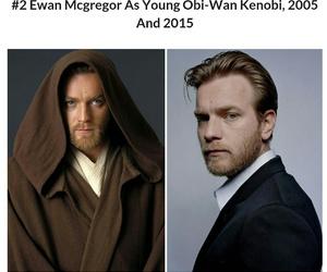 mcgregor, obi-wan, and star wars image