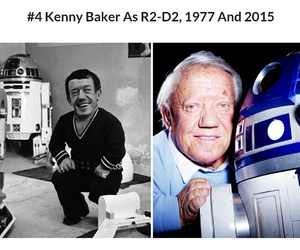 baker, star wars, and kenny image