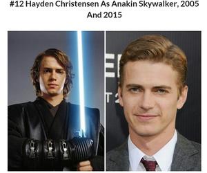 christensen, hayden, and Skywalker image