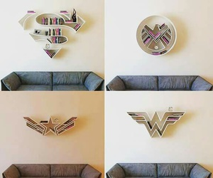 superman, books, and super heroes image