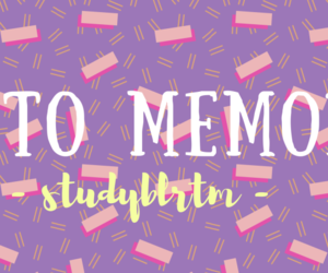memorize and study tips image