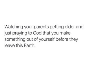 god, parents, and love image
