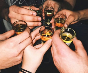 alcohol, tequila, and drinks image