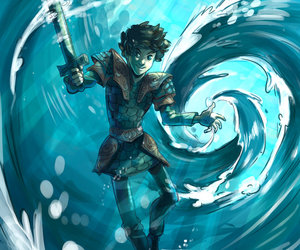 percy jackson and water image