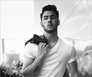 nick jonas, sexy, and jonas brothers image