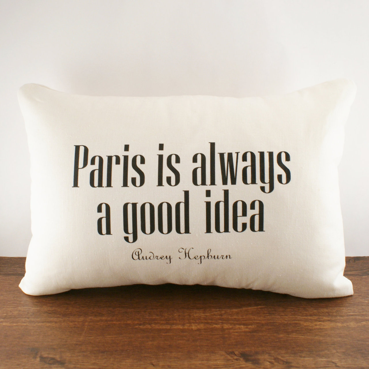 quote, paris, and text image