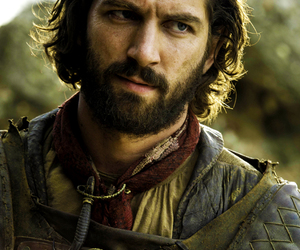 beards, game of thrones, and michiel huisman image
