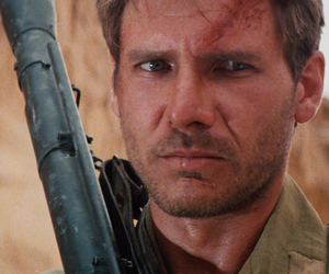 harrison ford, Indiana Jones, and young image