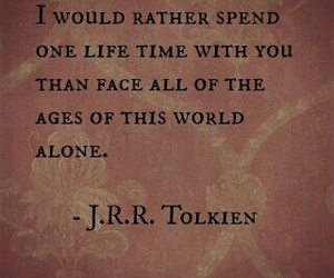 LOTR, middle earth, and quotes image
