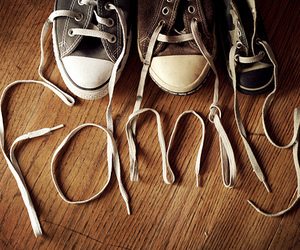family and shoes image