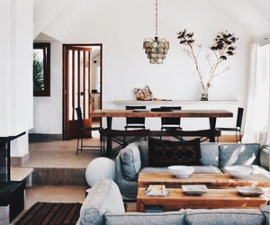 interior, design, and bohemian image