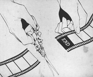 end, black butler, and kuroshitsuji image