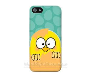 Chick, egg, and phone case image