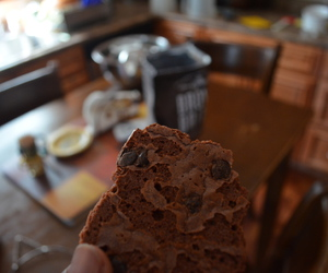 chocolate, focus, and food image