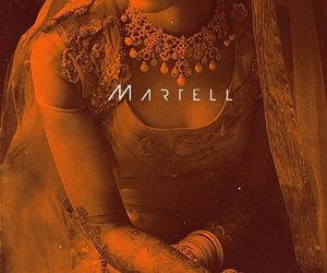 game of thrones, house martell, and elia martell image