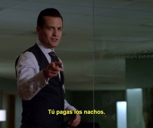 harvey specter, gabrie macht, and suits usa image