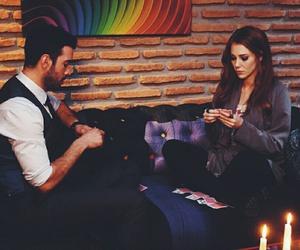 girl, love, and kiralık aşk image