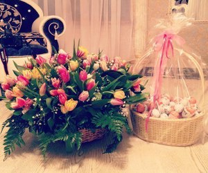 flowers, luxury, and sweet image