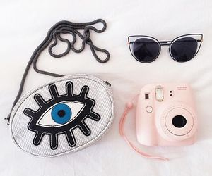 eye, fashion, and camera image
