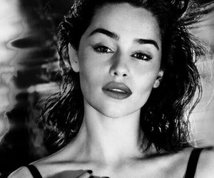 emilia clarke, game of thrones, and beauty image
