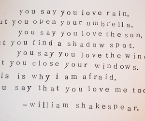 love, quotes, and shakespeare image