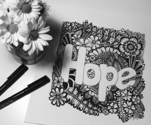 hope and draw image