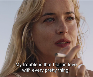 a bigger splash, n, and quote image