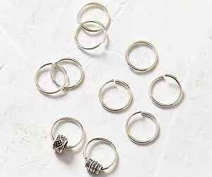 jewelry and braid rings image