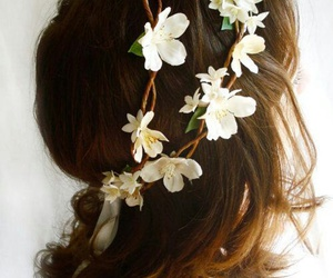 hairstyle, accessories, and bohemian image