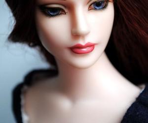 beautiful, doll, and lips image