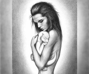 art, humanoid, and kaulitz twins image