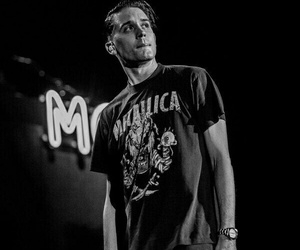 g-eazy, black and white, and g eazy image
