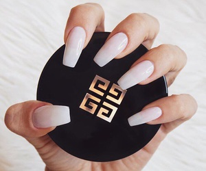 nails, beauty, and makeup image