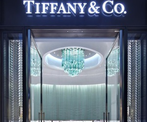 tiffany, tiffany & co, and blue image