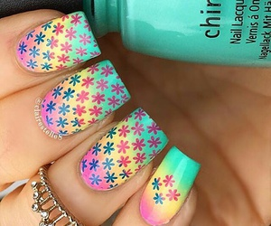 nail art and cute image