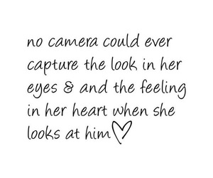 love, quote, and camera image