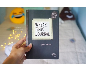 aesthetic, colorful, and journal image