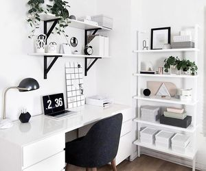 black, cosy, and white image