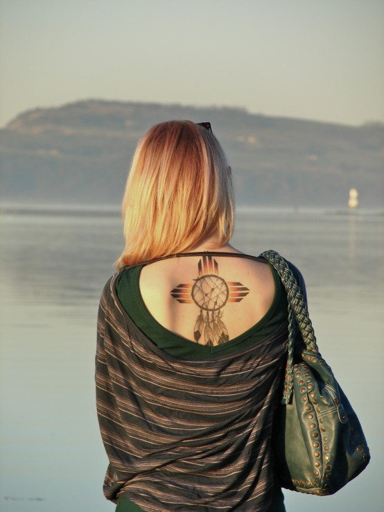 Tattoo Submission Kim New Mexico Tattoologist Rodeo Magazine