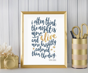 etsy, famous quote, and kids room image